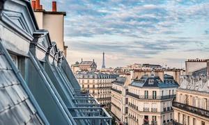 Paris : chambre double Standard avec petit-déjeuner Paris