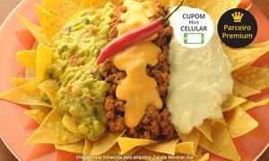 Zapata Mexican Bar: Zapata Mexican Bar – Batel e Centro Cívico: sequência de pratos mexicanos para 1 ou 2 pessoas