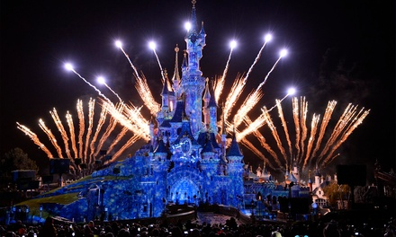 Disneyland Paris: 2Night Trip with FullDay Ticket to Disneyland Park and Walt Disney Studios Park on New Year's Eve