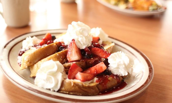 Tom Sawyer Restaurant & Pastry - West Palm Beach: Homestyle Food for Breakfast or Dinner for Two or Four at Tom Sawyer Restaurant & Pastry Shop (Up to 51% Off)
