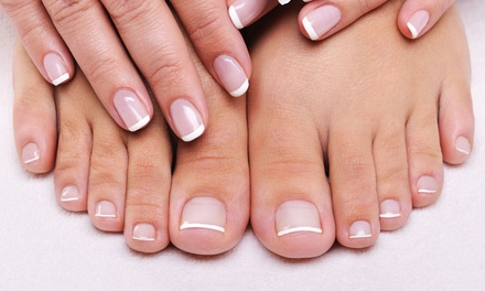 Laser Toenail-Fungus Removal for One or Both Feet at Advanced Care Foot & Ankle at Advanced Care Foot & Ankle (Up to 76% Off)