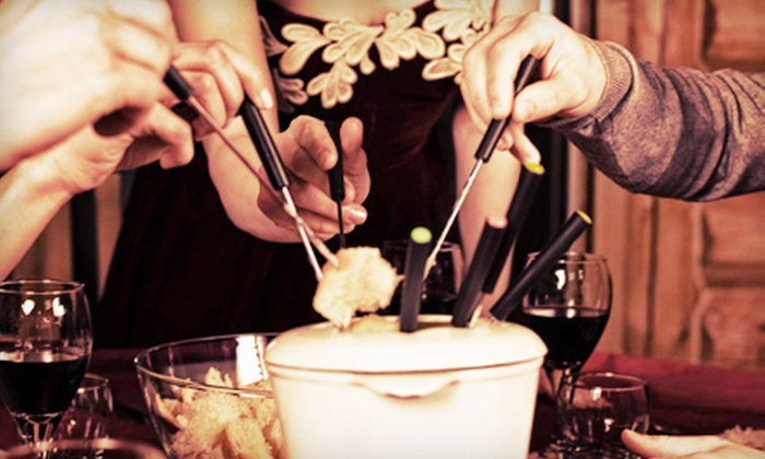 Flip Crepes - West Town: Fondue-Making Class for One or Two at Flip Crepes (Up to 58% Off)