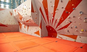 Sunderland Wall: One-Hour Bouldering Session with Membership for Up to Six at Sunderland Wall (Up to 62% Off)