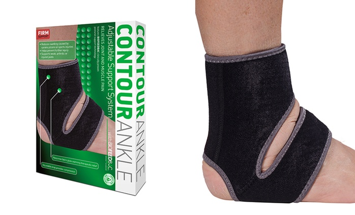 BioEnergiserBiofeedbac Ankle Support for £10 (50% Off)