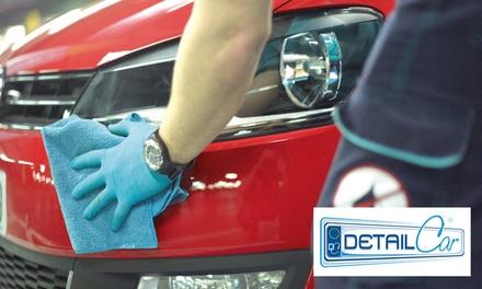 Servicios de limpieza y aspirado para automóviles desde 9,95 € en Detailcar Campanar