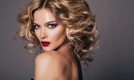 Wash, Cut and Blow-Dry ($29) with Half ($69) or Full Head of Foils ($89) at Joliè Hair Makeup Beauty (Up to $205 Value)