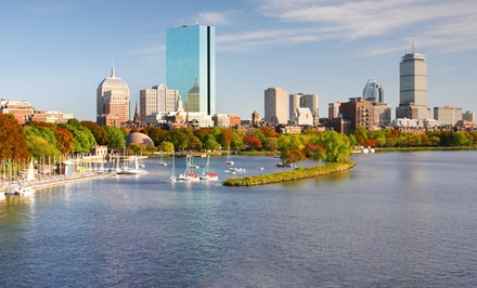 Stay with Daily Buffet Breakfast for Two at Upscale Hotel in Cambridge, MA. Dates into February 2015.
