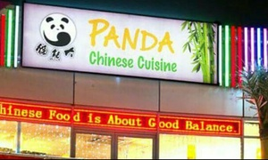 Panda Chinese Cuisine - City Centre: Unlimited Chinese Buffet and Grill for Two or Four at Panda Chinese Cuisine (Up to 23% Off)