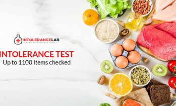 Intolerance Lab - Up to 1100 Items Checked