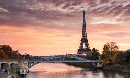 París: habitación doble, triple o cuádruple Confort de 2 a 4 personas con desayuno en Hotel de France Gare de Lyon