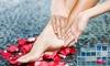 Fußzonen-Massage
