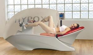 HYPOXI-Studio Neu-Isenburg: 3 x HYPOXI-Training, opt. mit Dermologie oder Stoffwechselanalyse, im HYPOXI-Studio Neu-Isenburg (bis zu 63% sparen*)