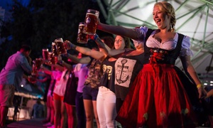 Octoberfest Las Olas: Octoberfest Las Olas 2016 Packages on October 15 at 2 p.m.