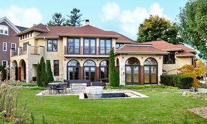 Wisconsin Breast Cancer Showhouse: Designer Showhouse Admission for One or Two from Wisconsin Breast Cancer Showhouse (Up to 46% Off)