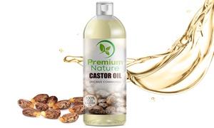 Premium Nature Castor Oil (16 Fl. Oz.)