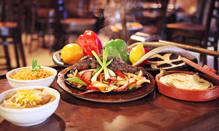 Tejacienda - Forest Crest: Mexican and Tex-Mex Food at Tejacienda (Up to 51% Off). Two Options Available.