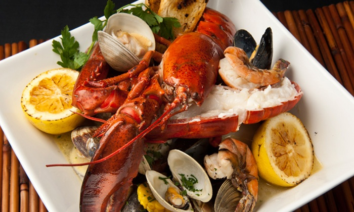 Seafood Shack - Las Vegas: Seafood Dinner at Seafood Shack (50% Off). Two Options Available.