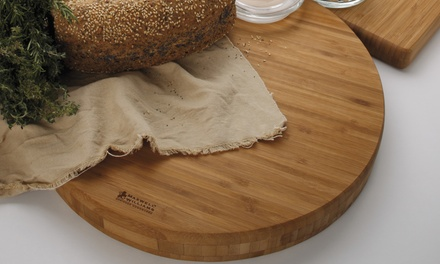 Maxwell & Williams Cutting and Serving Bamboo Board