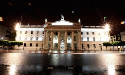 image for Witness History Exhibition for Child, Adult, Senior or Family at GPO (Up to 40% Off)