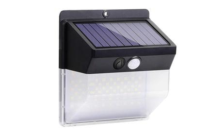 1 o 2 luces con sensor de movimiento de 136 LED