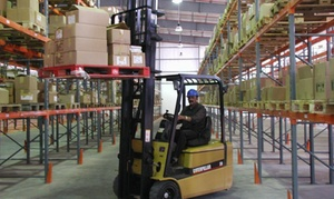 Steel Center for Career & Tech Ed: Fork Lift Certification Training at Steel Center for Career & Tech Ed (34% Off)