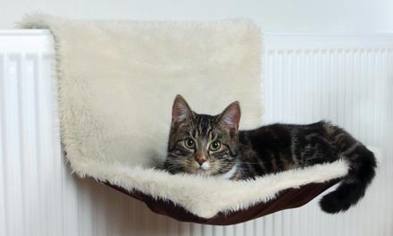 1 o 2 camas colgante de gatos para radiador