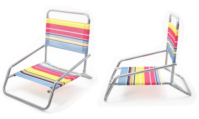 Beach Chairs Set of 2 – Eddie Bauer Beach Chairs