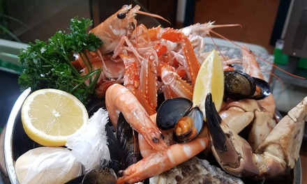 Scottish Seafood Package from Campbell's of Partick