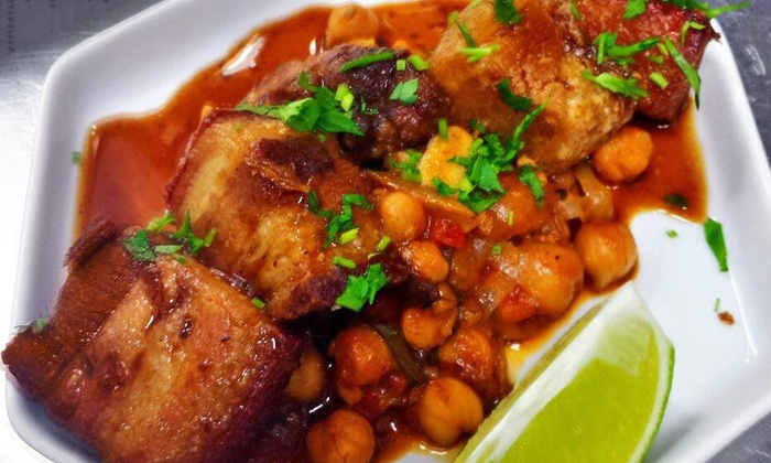 Las Tapas - Fort George: $22 for $40 Worth of Food and Drink at Las Tapas