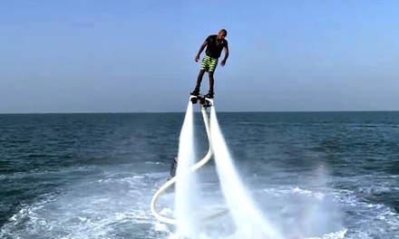 Flyboarding Experience from AED 199 at Day & Night Passenger Yachts & Boats Rental (Up to 51% Off)