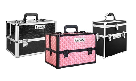 for a Professional Portable Beauty MakeUp Case in Choice of Design