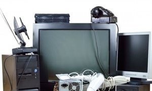 Somtech E-Cycling: $45 for E-Waste Home Pick-Up Removal — Somtech E-Cycling ($85 Value)