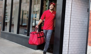 Grubhub: $10 for $20 Towards Grubhub App Delivery Orders for First-Time Users
