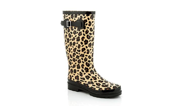 Rasolli Circa-2 Women's Rain Boots (Size 11) | Groupon