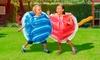 Pack de 2 trajes de sumo gonflables para niños