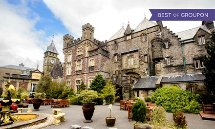Wedding Package for 50 Guests at Craig Y Nos Castle (59% Off)