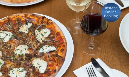ThreeCourse Meal with Wine or Beer for One $22, Two $39 or Four People $75 at B.Social Up to $171.40 Value