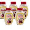 Nektar Honey Crystals Natural Sweetener 6oz Pourable Bottles (6-Pack)