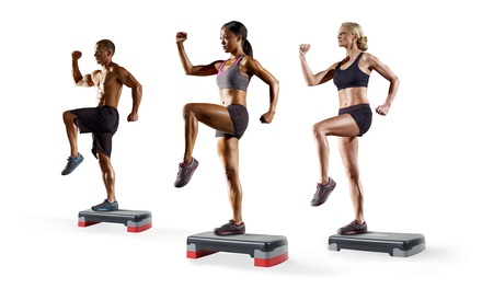 Gold's Gym Adjustable Step Deck