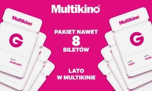 Multikino: Bilety na dowolny seans 2D ważne przez cały tydzień od 35 zł w sieci kin Multikino (do -51%)
