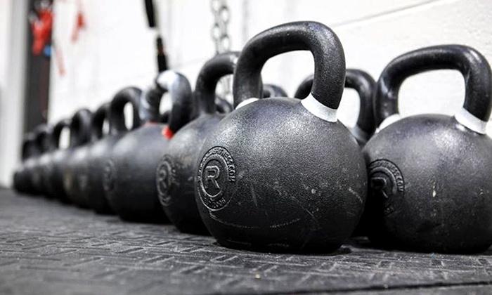 Wells Street Crossfit - Old Town: 10 or 20 Circuit Training or Yoga Classes at Wells Street CrossFit (Up to 73% Off)