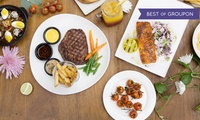 Up to AED 300 Toward Any Meals at Leopolds of London, Seven Locations (Up to 45% Off)