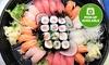 Nigiri and Sashimi Platter