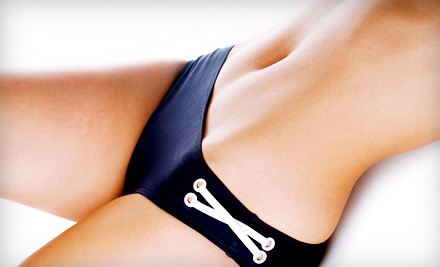 One, Two, or Three Brazilian Waxes at Shabby's Skin Kare at Laser Creations (Up to 56% Off)