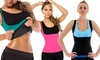 Women's Sauna Tank Top Vest: Women's Sauna Tank Top Vest
