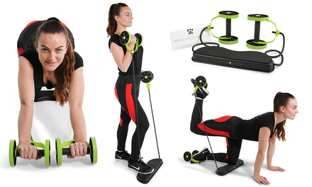 Resistance Toning Machine