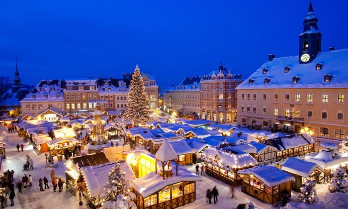 Kerstmarkten Duitsland 1 Of 2 Dagen Kerstshoppen Incl Luxe Busreis