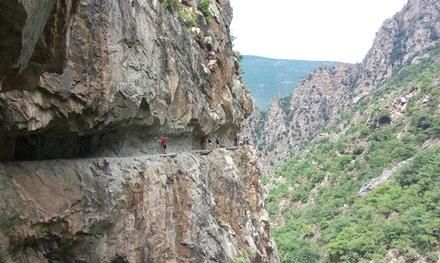 Ruta para dos personas por Gorges de Caraça o Estanys del Carlit por24,95 € con360XPLORE