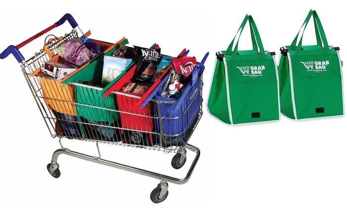 8c10c8f53d7 Grab Bag Reusable Grocery Bag (2-Pack)