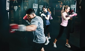 Title Boxing Club Ballwin: $19 for Two Weeks of Boxing and Kickboxing Workout with Wraps at Title Boxing Club Ballwin ($75 Value)